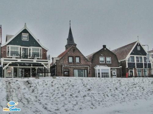 Roteiro em Volendam - Holanda - Países Baixos