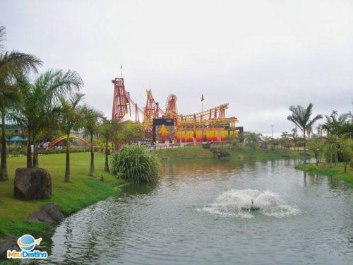 Beto Carrero World - Parque Temático em Penha-SC