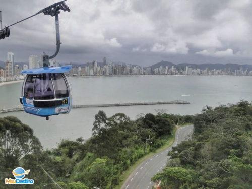 Bondinho - Parque Unipraias - Balneário Camboriú-SC