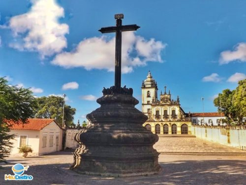 Conjunto de São Francisco - Centro Histórico de João Pessoa-PB