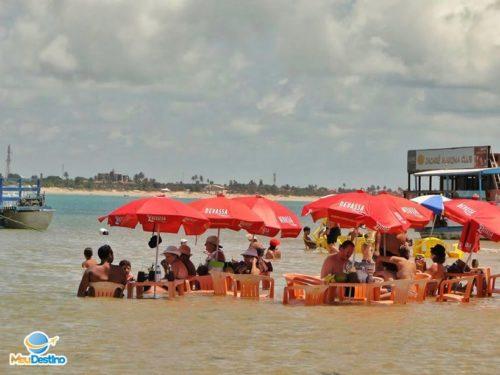 Ilha de Areia Vermelha - Cabedelo - João Pessoa-PB