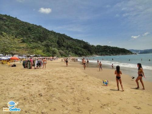 Praia de Laranjeiras - Balneário Camboriú-SC