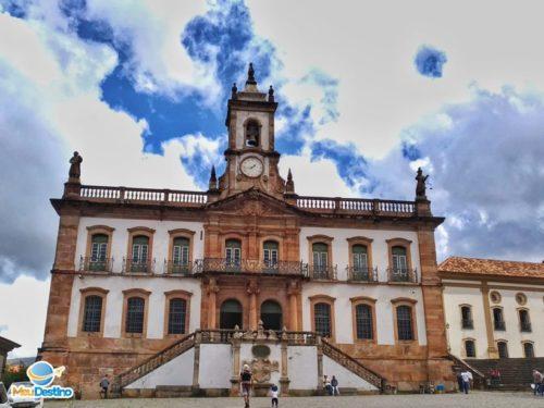 Museu da Inconfidência - Ouro Preto-MG