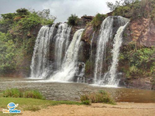 Complexo da Fumaça - Cachoeira da Fumaça - Carrancas-MG