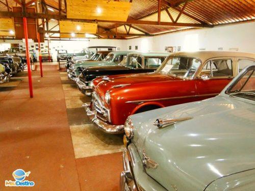 Museu do Automóvel da Estrada Real - Bichinho - Tiradentes-MG
