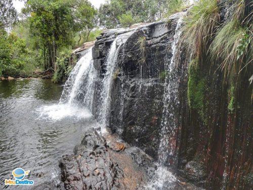 Cachoeira do Moinho - Complexo da Ponte - Carrancas-MG