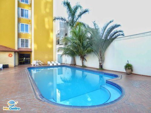 Hotel Águas do Iguaçu - Hospedagem em Foz do Iguaçu-PR