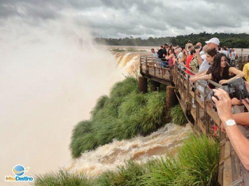 Garganta do Diabo - Parque Nacional do Iguazu - Argentina