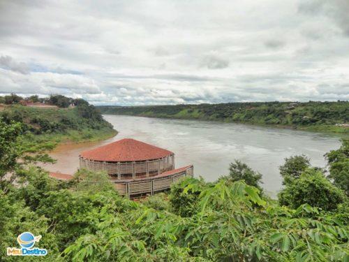 Marco das Três Fronteiras - Foz do Iguaçu-PR