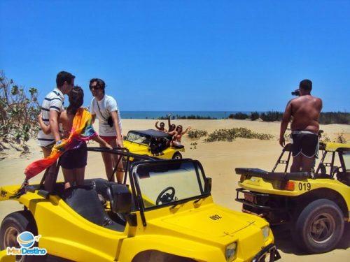 Passeio de Buggy - Praia do Cumbuco - Ceará