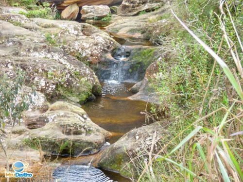 Cachoeira do Bom Despacho - Santa Cruz de Minas-MG