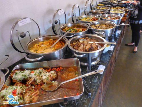 Restaurante Villeiros - Onde comer em São João Del Rei-MG