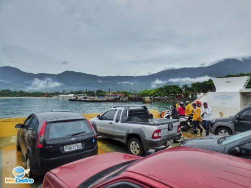 Dicas para fugir da fila da balsa em Ilhabela-SP