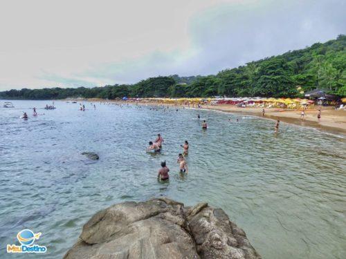 Praia do Curral - Ilhabela-SP