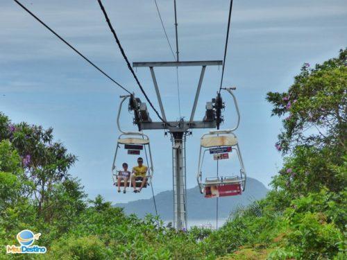 Teleférico de São Vicente-SP