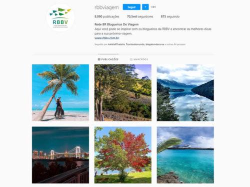 10 perfis de viagem para seguir no Instagram