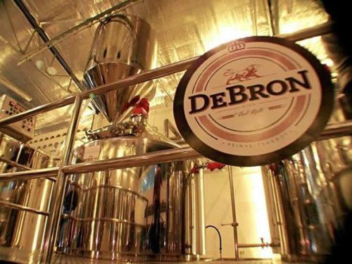 Cervejaria DeBron - Recife Beer Tour