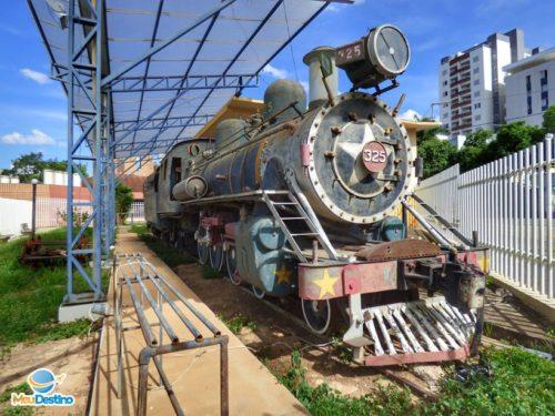 Museu Ferroviário - Bom Despacho-MG