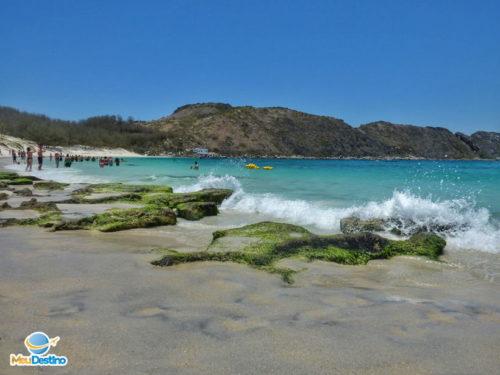 Praia do Farol - O que fazer em Arraial do Cabo-RJ
