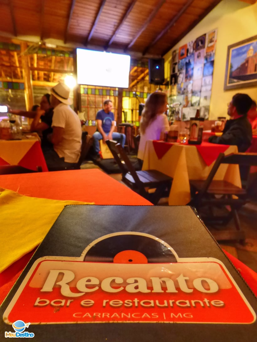 Recanto Bar e Restaurante - Carrancas-MG