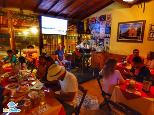 Recanto Bar e Restaurante - Carrancas-MG