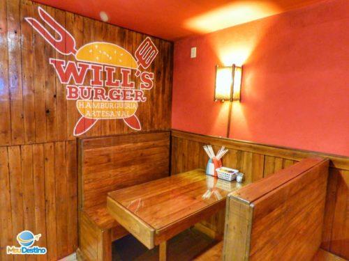 Wills Burger Hamburgueria Artesanal - Carrancas-MG