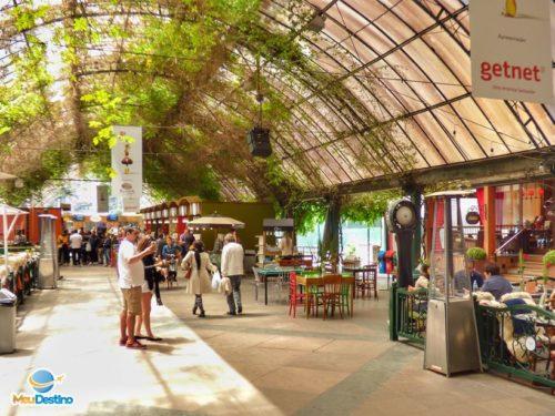 Rua Coberta - Festival de Cultura e Gastronomia de Gramado-RS