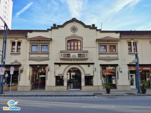 Hotel Estalagem do Café - Hospedagem em Poços de Caldas-MG