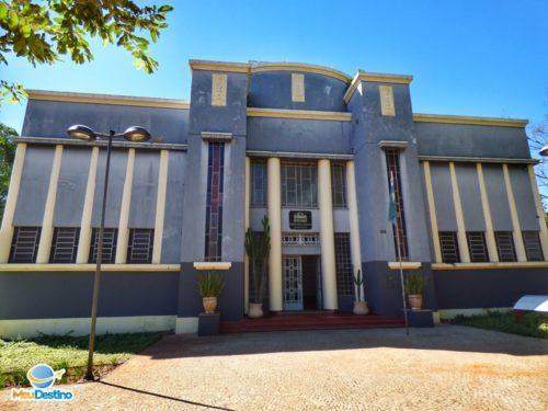 Museu Goiano Zoroastro Artiaga - Goiânia-GO