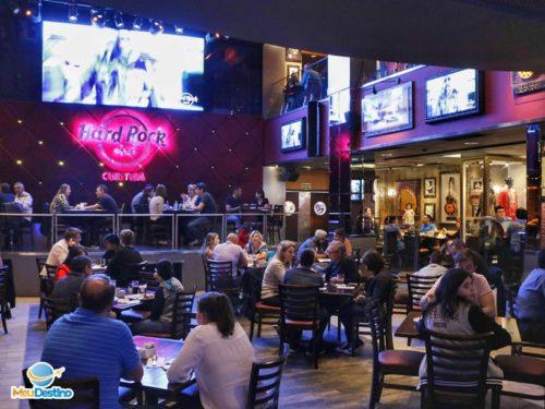 Hard Rock Café - Curitiba-PR