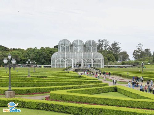 Jardim Botânico - Curitiba-PR