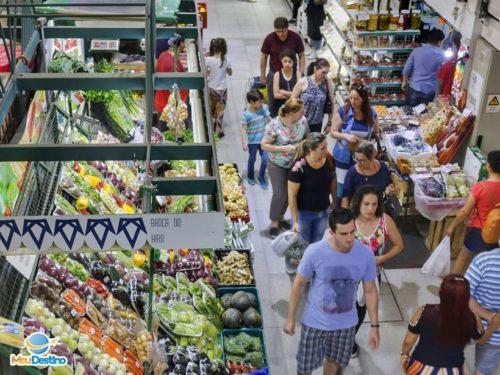 Mercado Municipal de Curitiba-PR