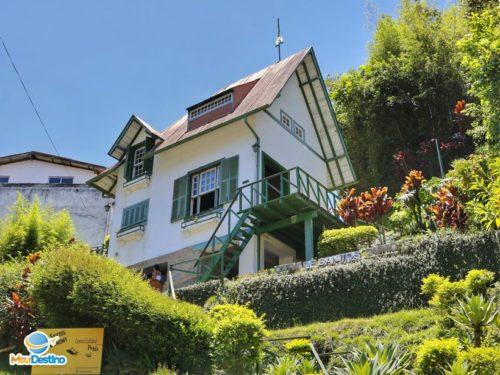 Casa de Santos Dumont - Petrópolis-RJ