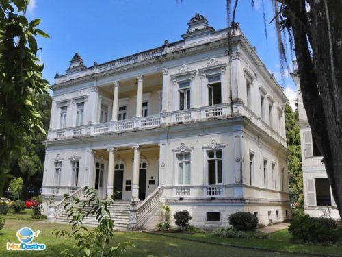 Casarão na Av. Koeller - Centro Histórico de Petrópolis-RJ