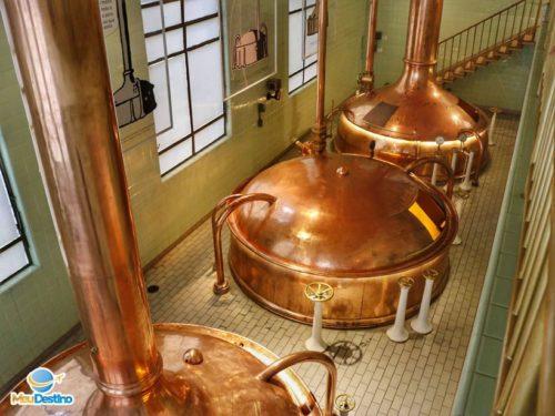 Cervejaria Bohemia - Petrópolis-RJ