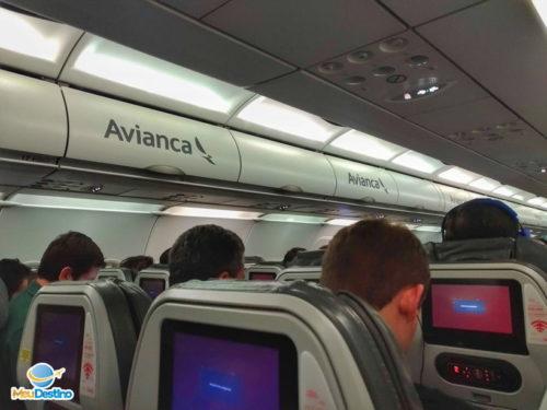 Como é voar pela Avianca Brasil
