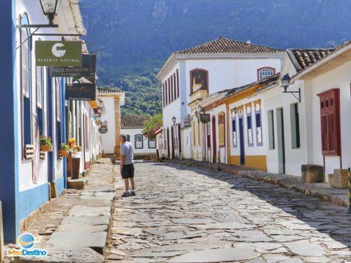 Centro Histórico de Tiradentes-MG
