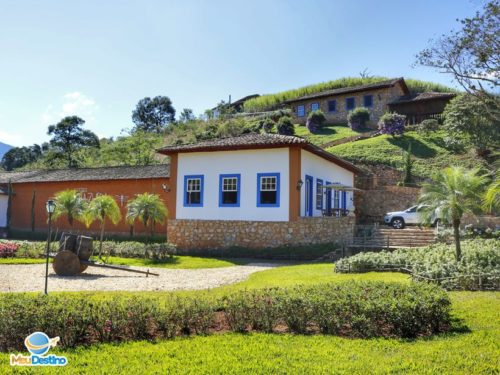 Alambique e Cachaça Mazuma Mineira - Bichinho-MG