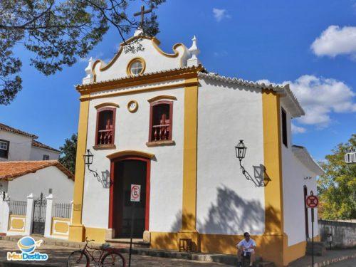 Capela de Bom Jesus da Pobreza - Igrejas de Tiradentes-MG