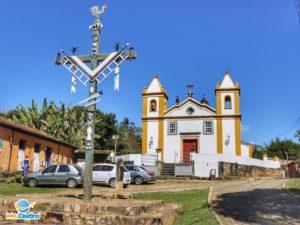 Igreja de Nossa Senhora da Penha - Bichinho-MG