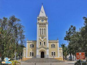 Igreja Matriz de São Domingos Gusmão - Roteiro em Araxá-MG