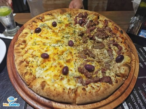Bendita Massa Pizza e Burguer - Aparecida-SP