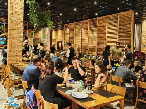Coco Bambu BH - Restaurante em Belo Horizonte-MG