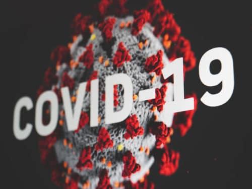 Pandemia por conta do novo coronavírus