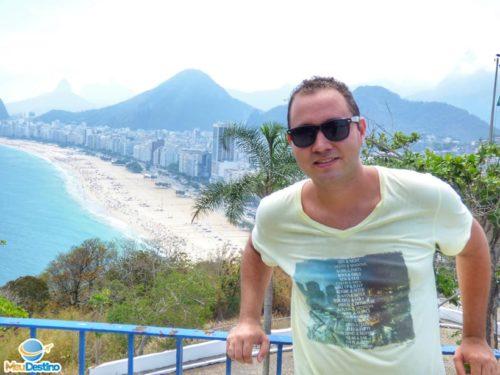 André Morato no Rio de Janeiro