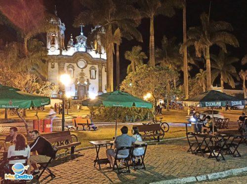 Restaurante Monte Alverne - São João Del Rei-MG