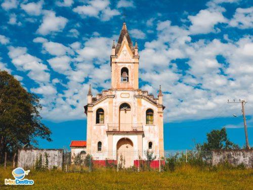 Capela de Nossa Senhora das Mercês - Gonçalves Ferreira - Itapecerica-MG